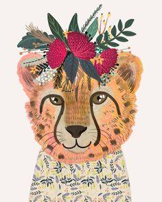 """324 Me gusta, 2 comentarios - Mia Charro  (@miacharro) en Instagram: """"Cheetah, the most elegant creature from the jungle  El leopardo, la criatura más elegante de la…"""""""