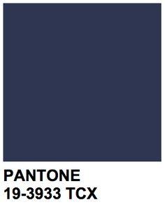 Pantone 19-3933 TCX Medieval Blue