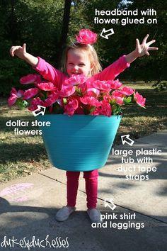 flower pot costume by fran