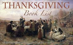 The Attached Mama: Thanksgiving Book Suggestions