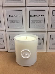 Baronessa Cali is proud to co brand with Madison 24.