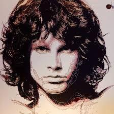 jim morrison (the Doors) - Считается одним из самых харизматичных фронтменов в истории рок-музыки