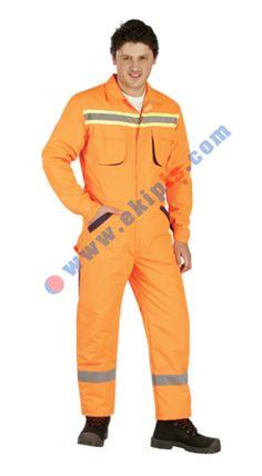 İş Elbiseleri, İş Tulumu,işçi Tulumu, Kod : 1059