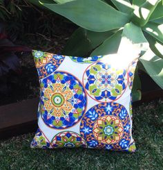 Hey, I found this really awesome Etsy listing at https://www.etsy.com/listing/196558666/designer-outdoor-cushions-outdoor