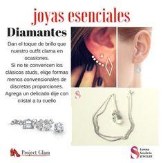 Los diamantes son parte de las joyas esenciales. Así lo explica nuestra querida Lorena Sanabria en su columna. Haz clic en la imagen para leer todo el artículo.