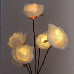 60cm indoor battery flower lights with vase and timer pretty lilac peony flower branch lights 70cm indoor white flower branch lights festive lights ltd mightylinksfo