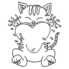 There is no doubt that children's one of the most loved pets is friendly, delicate & gentle kittens. Check out 15 free printable kitten coloring pages here.