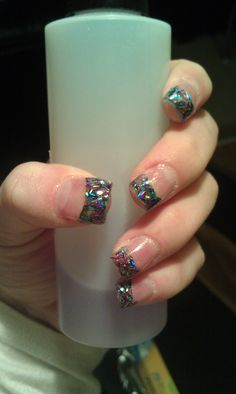Acrylic nails by me