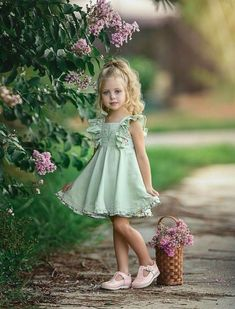 Girl clothes australia, clothes for dress, school, playtime and night time. Cute Little Girl Dresses, Dresses Kids Girl, Little Girl Outfits, Little Girl Fashion, Kids Outfits, Flower Girl Dresses, Fashion Kids, Toddler Dress, Baby Dress