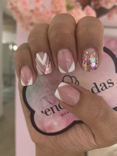 Your Professional Pin French Nails, Up Tattoos, Cute Acrylic Nails, Super Nails, Nail Inspo, Manicure And Pedicure, Wedding Nails, Beauty Nails, Nail Care
