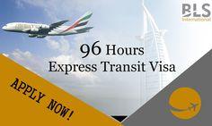 How do I get a 96 Hours Express Transit Visa? – Get Dubai Visa How Do I Get, How To Apply, 96 Hours, Dubai