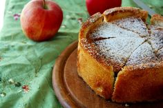 Cinnamon and Coriander: Apple Charlotte with Salted Butter