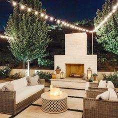Backyard Patio Designs, Backyard Projects, Arizona Backyard Ideas, Desert Backyard, Backyard Pool Landscaping, Narrow Backyard Ideas, No Grass Backyard, Gravel Patio, Cozy Backyard