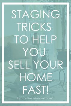 Selling Your House | Stage Your House | Home Staging | Home Sales | Realtor