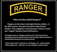 Ranger School should be a goal for every Soldier. Step up and be the leader you were meant to be! Ranger School, Us Veterans, Rotc, Lead The Way, Army Life, Fortification, Warfare, Acting, Military