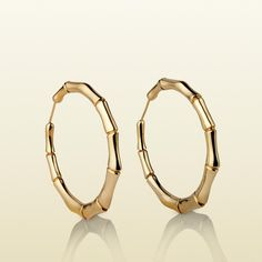 """Bamboo earrings, at least two pair."" ~LL Cool J in ""Around the Way Girl. 