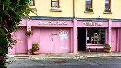 The Bear Paw cafe Delgany Bear Paws, Emerald Isle, Garage Doors, Adventure, Outdoor Decor, Summer, Home Decor, Summer Time, Decoration Home
