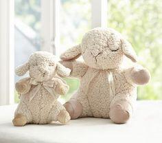 On the Go Sleep Sheep at Pottery Barn Kids - Kids' Toys - Plush Toys - Baby Plush Sheep Nursery, Lamb Nursery, Baby Shower Gift Basket, Unique Baby Shower Gifts, Basket Gift, Kids Sleep, Baby Sleep, Can't Sleep, Bunny Plush