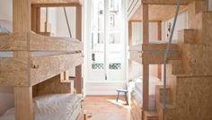 The Independente Hostel & Suites, Lisbon, Portugal - myboutiquehotel.com