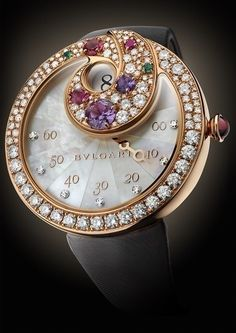 Bulgari Berries Jumping Hours Top 8 Picks For the Best Bulgari Watches for Wom Stylish Watches, Luxury Watches, Watches For Men, Wrist Watches, Popular Watches, Ladies Watches, Bvlgari Watches, Timex Watches, Watch Complications