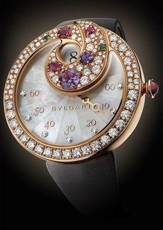 Bulgari Berries Jumping Hours - Top 8 Picks For the Best Bulgari Watches for Women