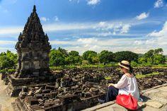 #Prambanan ist die größte hinduistische Tempelanlage in #Indonesien. Ich zeige die Highlights und noch weitere Tempel, die du besichtigen kannst.