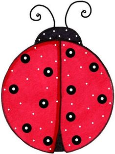 Lady Bugs Vaquitas de San Antonio | IMÁGENES tamaño XL | Art Illustration Baby Ladybug, Ladybug Party, Lady Bug, Diy And Crafts, Arts And Crafts, Paper Crafts, San Antonio, Cute Clipart, Class Decoration