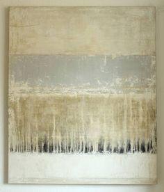 "Saatchi Art Artist Christian Hetzel; Painting, ""blue line"" #art"