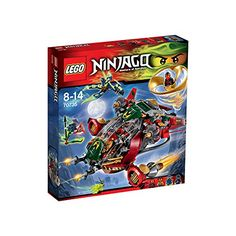 Lego 70735 - Ninjago Ronin R.E.X: Amazon.de: Spielzeug