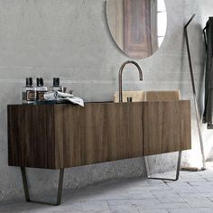 We're open every Saturday! Let us help you create the perfect bathroom.  The 'Must' collection, from Altamarea is on display at our Concept Store.  Luxury Italian bathroom furniture in a range of exquisite materials: refined wood, metal & stone.  #altamarea #bathroom #basin #instamood #amazing #great #interiors #interiordesign #design #home #interiorluxury #archiproducts #interiorluxury #home #architecture #inspiration #exclusivetoPureInteriorsAU
