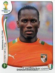 Didier Drogba - Costa de Marfil