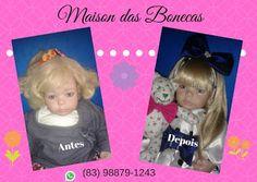 Maison das Bonecas: Boneca Adora Doll