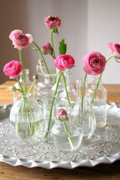 Image result for single flower centerpiece wedding recycled bottles