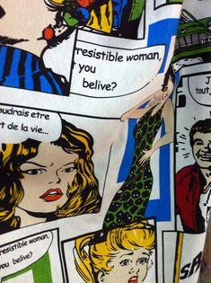 Loneta 2,80m de ancho Comic Books, Comics, Cover, Art, Scrappy Quilts, Store, Tejidos, Art Background, Kunst
