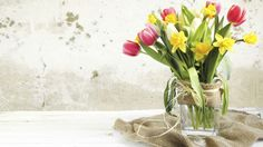 Looking for some decorative updates to help you embrace the warm weather? Take a look at these spring decorating ideas to get you started!