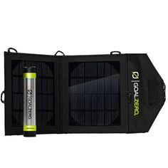 Switch 8 Solar Recharging Kit with Solar Panel