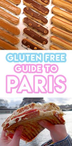 30 of the BEST places for gluten free in Paris 2018