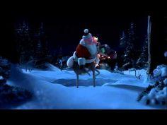 Święty Mikołaj na gazie , na wesoło - YouTube