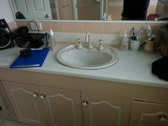 Vanity matching the bath Brisbane, Bliss, Sink, Vanity, Bathroom, Home Decor, Sink Tops, Dressing Tables, Washroom