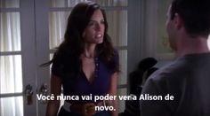 Melissa is A.D? #PLL #PLLFinale 2017 • Pretty Little Liars BR • Pll Finale, Pretty Little Liars, Love And Marriage, 1, Image, Pretty Litte Liars