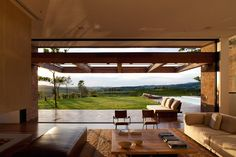 Innovative Brazilian Country House in a Steep Plot