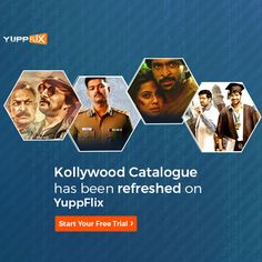 Watch latest #Kollywood movies #Theri #Wagah & many more on @YuppFlix. Isn't it exciting? http://www.yupptv.com/movies/YuppFlixTamil.aspx
