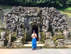 Goa Gajah (Elephant Cave), one of the many Temples in Bali. Ubud is still very cultural 🙏🏻🐘 by colhworld_8. holiday #travelgram #cave #temple #bali #nature #indonesia #chill #balinese #ubud #explore #travelphoto #sanctuary #travel #love #TagsForLikes #TagsForLikesApp #TFLers #tweegram #photooftheday #20likes #amazing #smile #follow4follow #like4like #look #instalike #igers #picoftheday #food #instadaily #instafollow #followme #girl #iphoneonly #instagood #bestoftheday #instacool #instago…