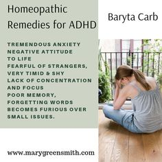 Homeopathy Medicine, Negative Attitude, Adhd Symptoms, Natural Health Tips, Homeopathic Remedies, Aromatherapy, Anxiety, Healthy Living, Pregnancy