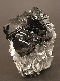 Cassiterite with Mica.
