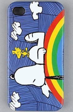 The Peanuts Snoopy Hard Case for iPhone 4 by Loungefly