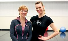 A Q&A with a key member of our #Rockettes family—Director of Athletic Training, Elaine Winslow-Redmond!