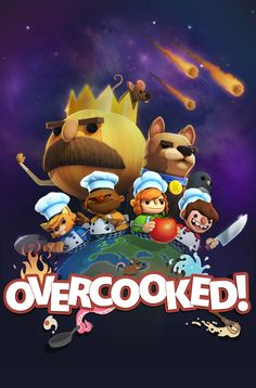 [CDP.PL] Overcooked ($8.13 / 52% off) - Confirmed: No Region Restriction & English Language Version