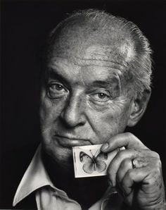 Vladimir Nabokov (1899-1977) Yousof Karsh
