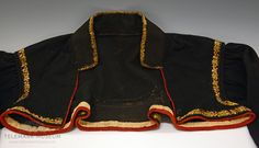 Trøye fra Telemark@ DigitaltMuseum.no Folk Costume, Costumes, Lag, Folk Clothing, Norway, Museum, Culture, Embroidery, Clothes